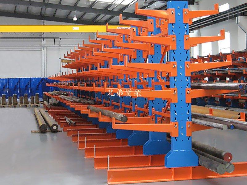 铝型材专用悬臂货架