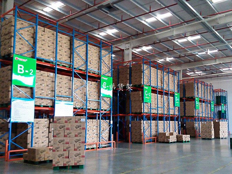 仓储货架与仓储物流结合能对仓库有多大的帮助