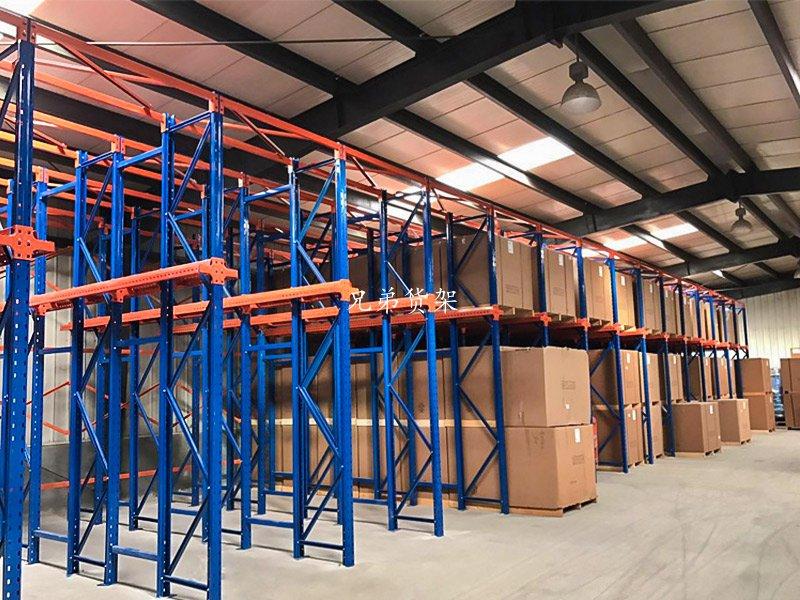 物流仓库货架定做方案与材料介绍
