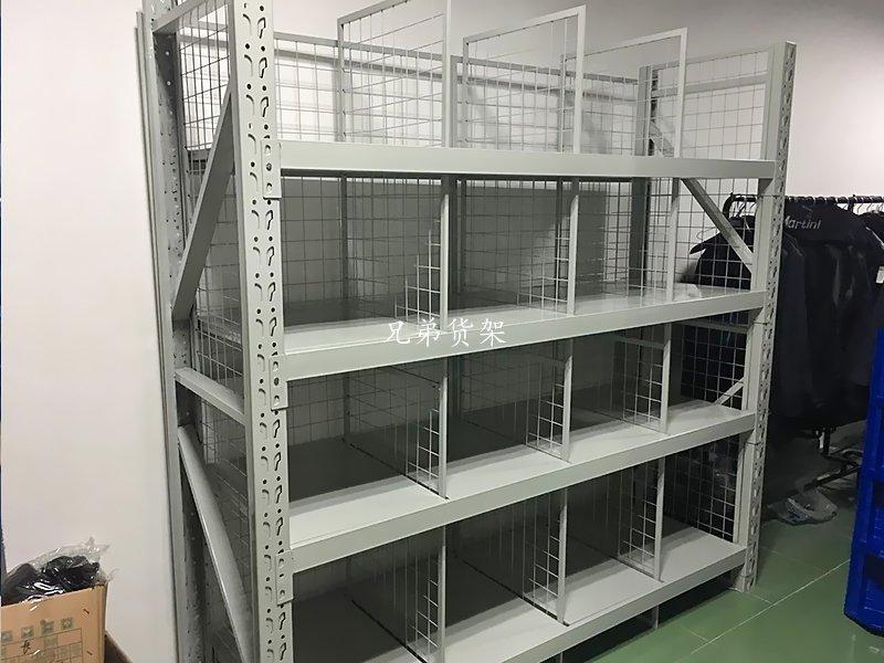 深圳轻型仓储货架的规格介绍