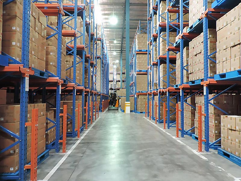 仓库库房货架该怎么合理的布局