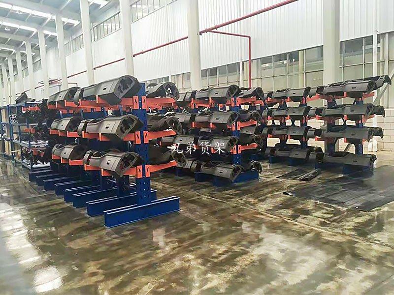 深圳仓储货架如何保持通风干燥