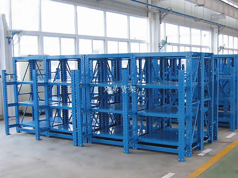 深圳兄弟货架厂一直会注重货架的质量