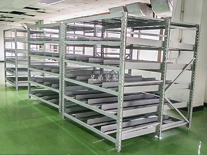 定制5层流利式货架