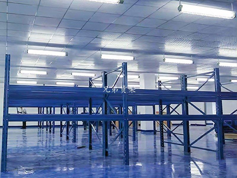 重型层板货架-组装重型货架案例
