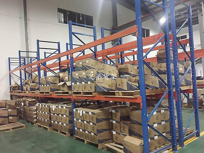 定制重型货架满足99%工厂仓储需求