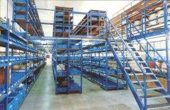 阁楼货架有哪些便利?