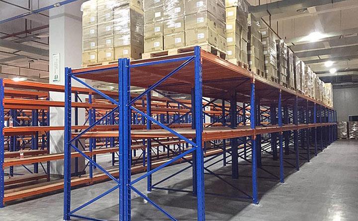 如何保养维护和应急处理仓库重型货架?