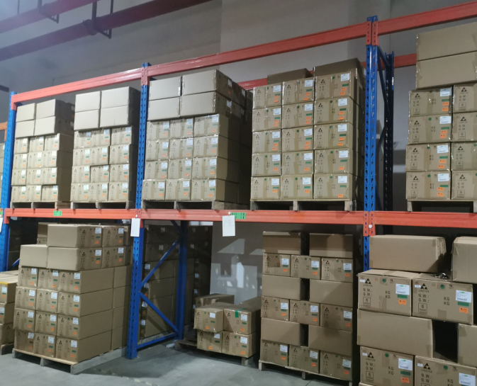 惠州库房货架定制客户案例