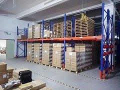 重型货架能为企业节省80%以上的仓储成本