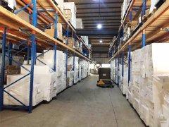 仓库货架如何摆放才能有效避免货物碰撞