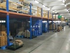 多层阁楼货架让仓储空间成倍增长