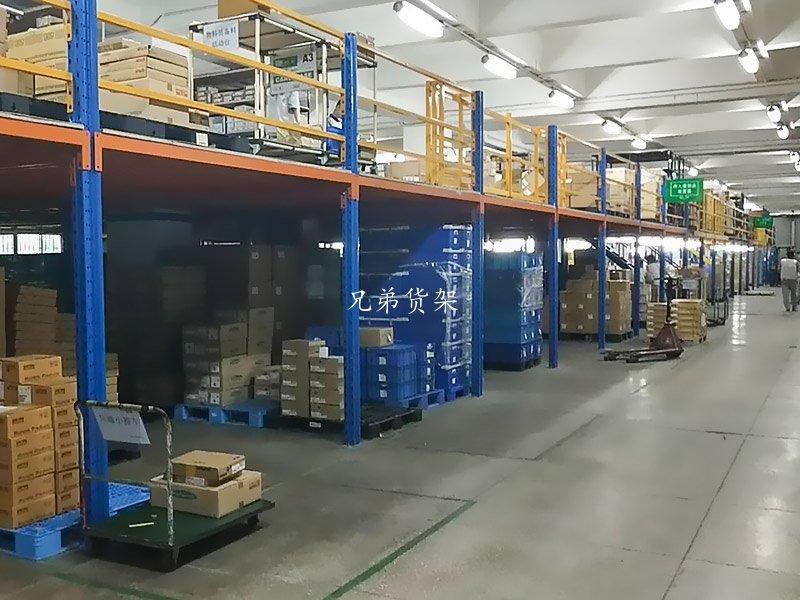 仓储货架设计