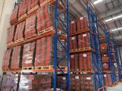 仓库托盘货架在物流仓库中起到什么作用
